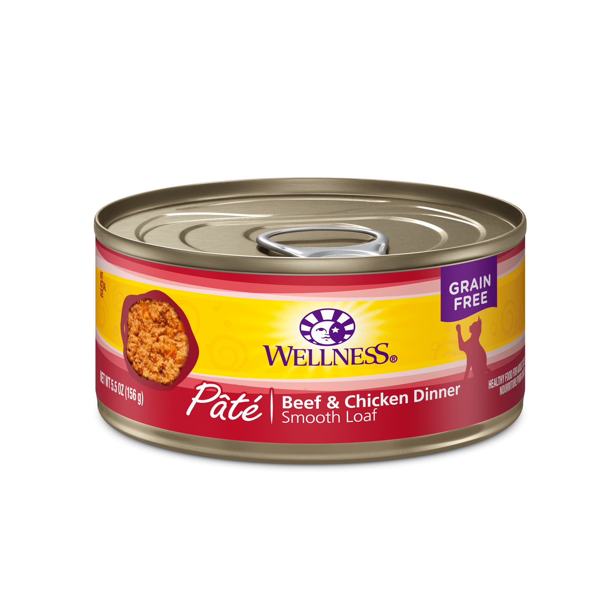 Wellness Canned Cat Food Ingredients