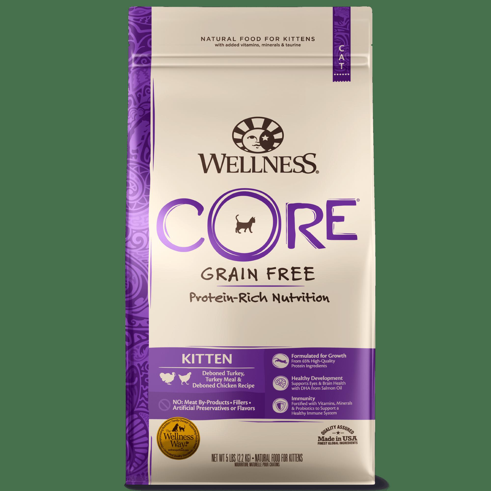 Core Grain Free Kitten Formula