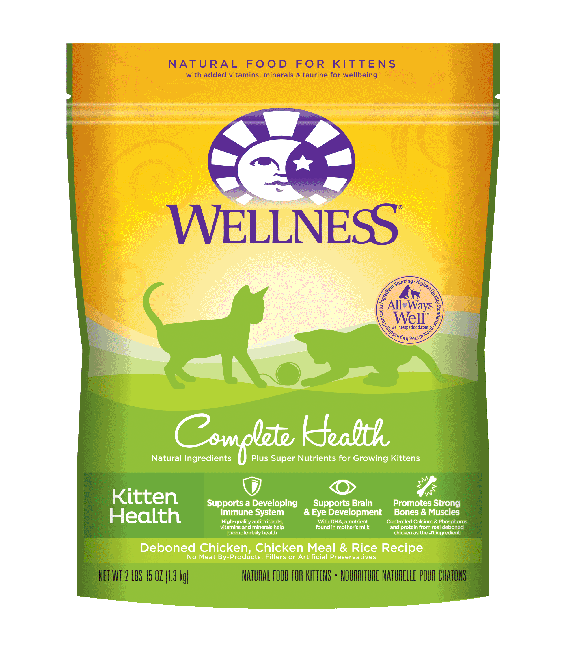 Complete Health Kitten Health