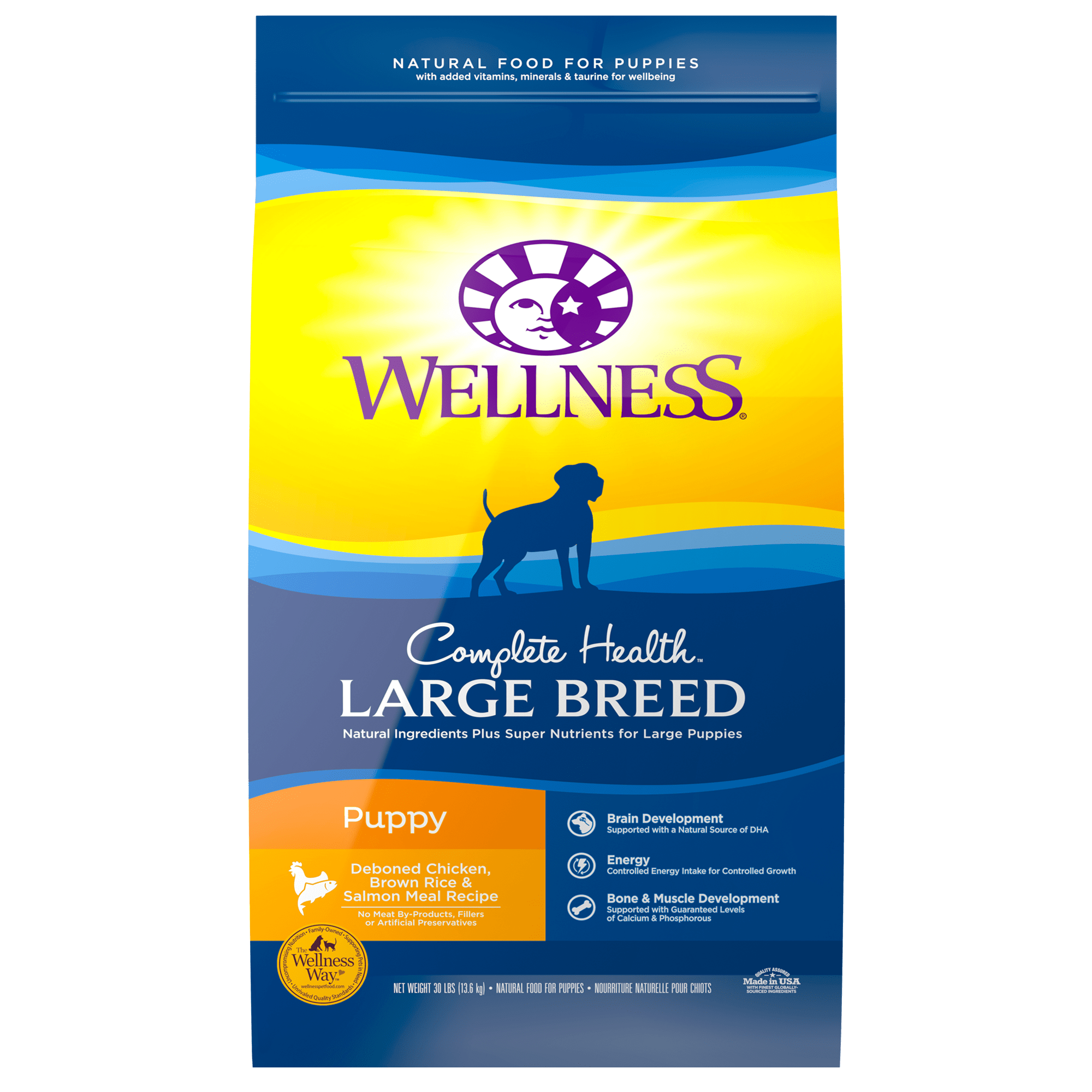 Wellness Pet Food Large Breed Dog Food