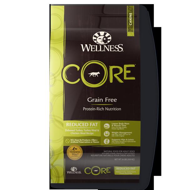 Wellness Pet Food Grain Free Dog Food