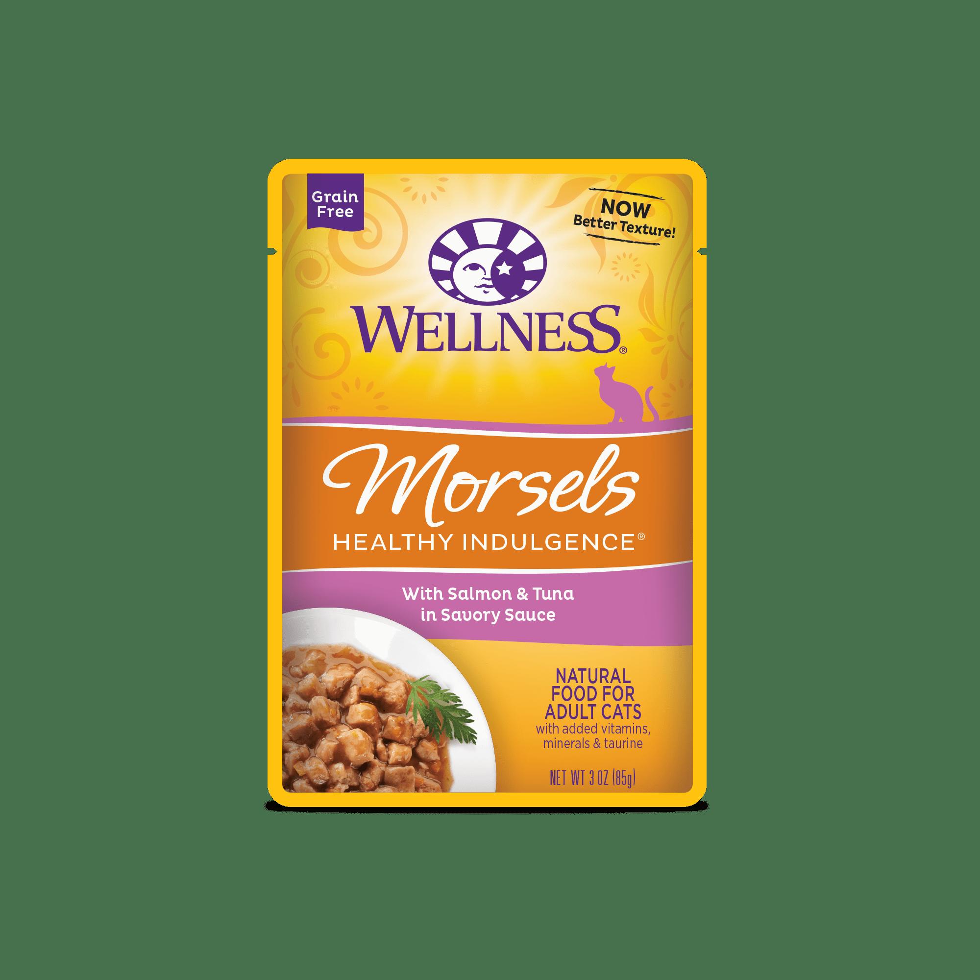 Wellness Cat Food Formula Change