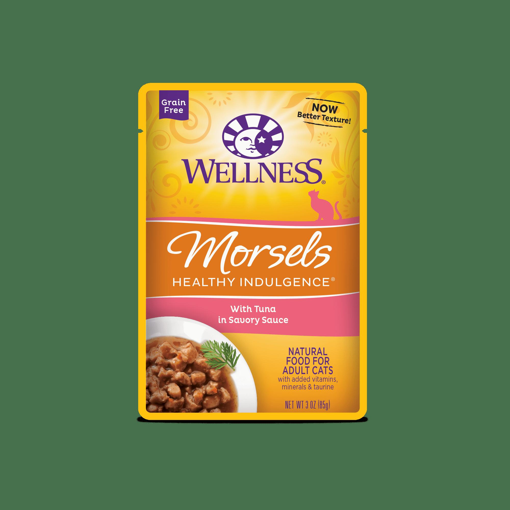 Calories In Wellness Healthy Indulgence Cat Food