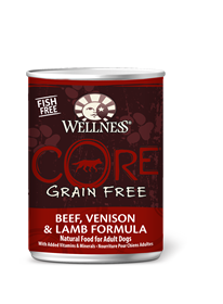 wellness core puppy feeding guide