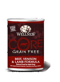 wellness core puppy feeding guide