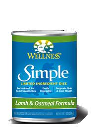 Wellness Pet Food Limited Ingredients Diet