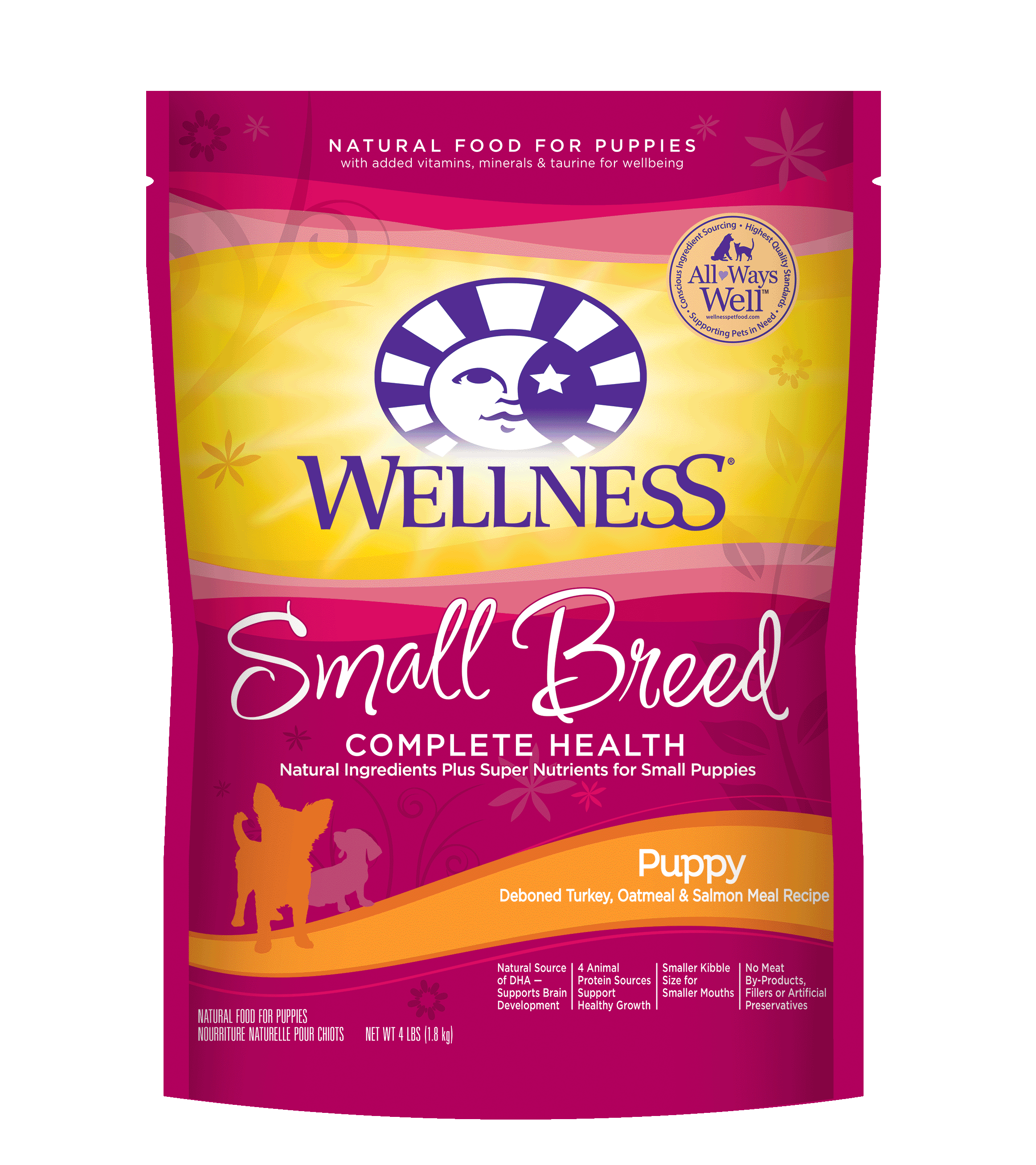 Wellness Complete Small Breed Puppy