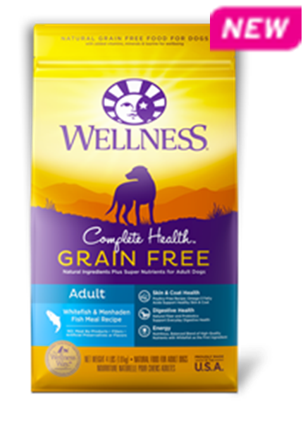 Wellness Pet Food Grain Free Dog Food