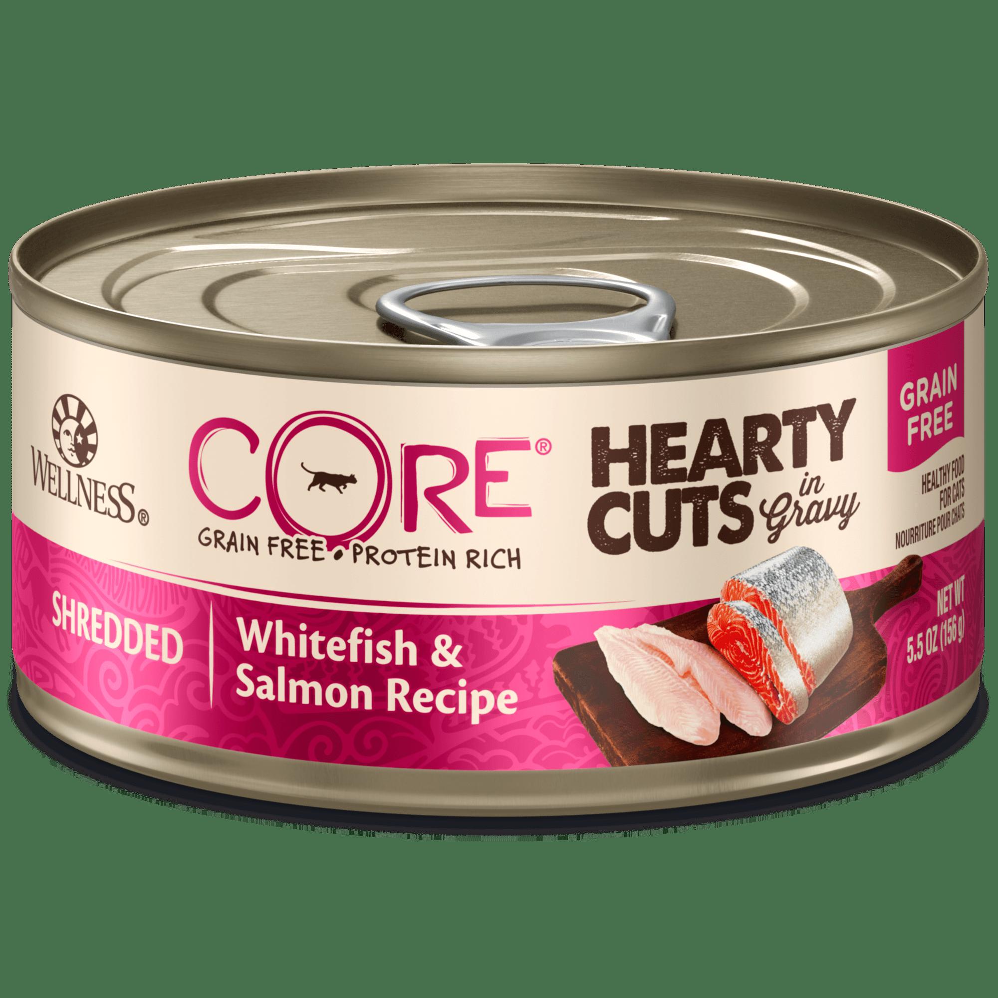 Wellness  Salmon Grain Free Canned Dog Food