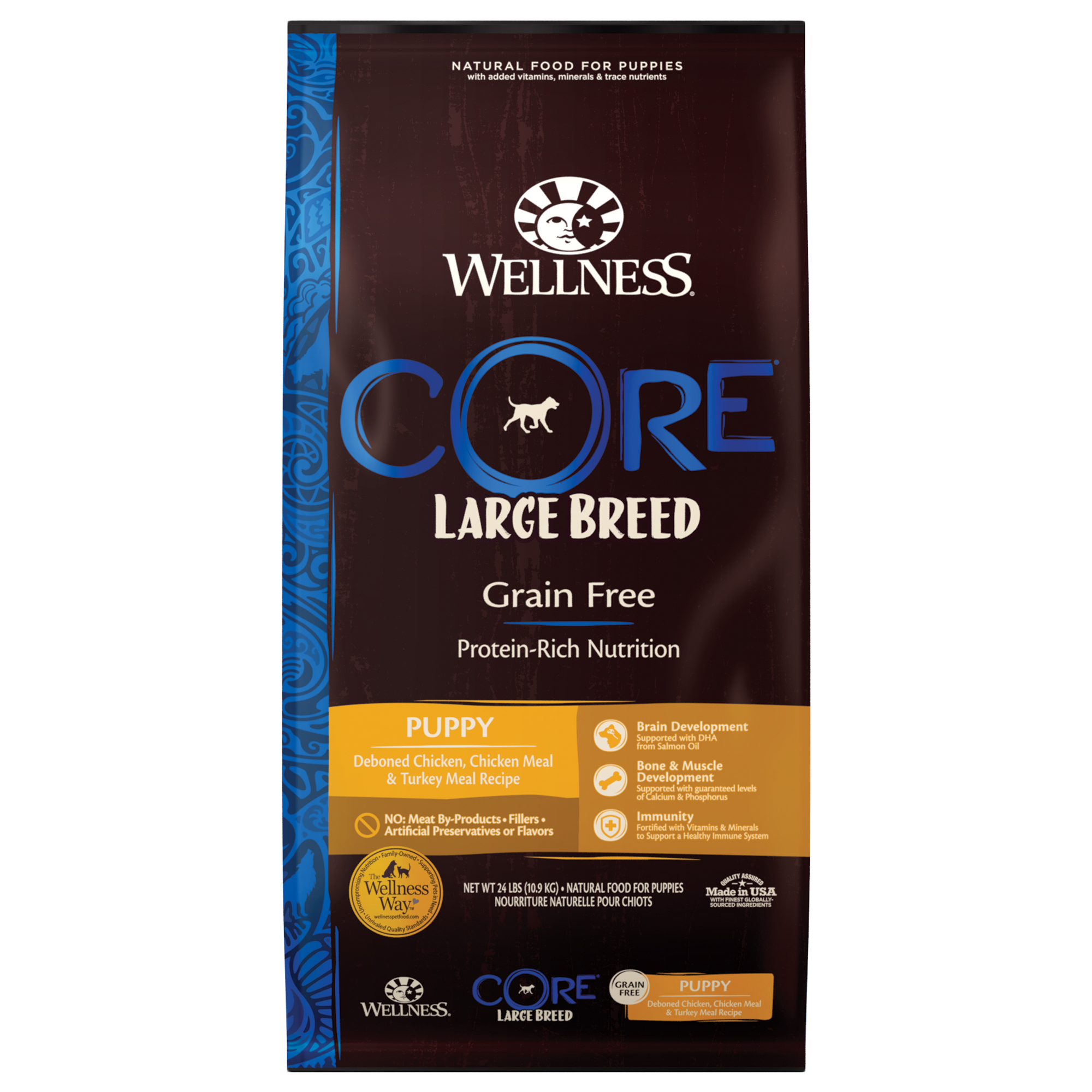 Core 174 Grain Free Large Breed Puppy Formula